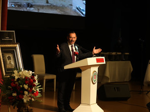 Ankara Etimesgut Belediye Başkanı Demirel'e Yüksek Hizmet Beratı
