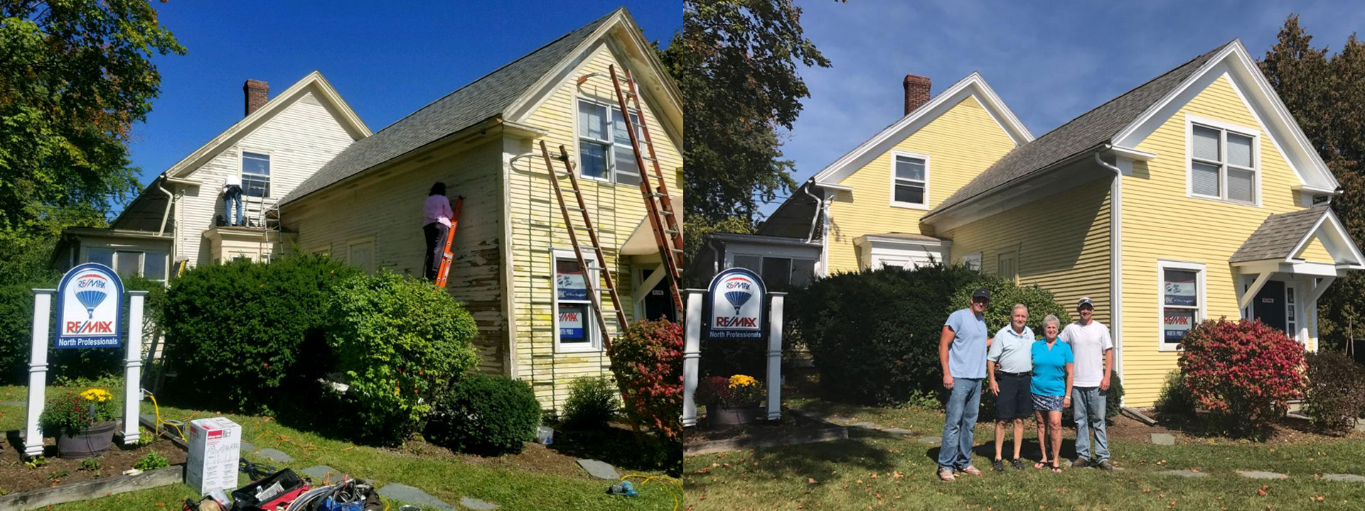 Painting services Chittenden County