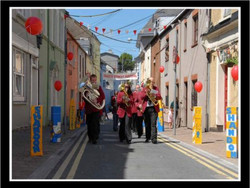 Shandon Street Festival 2010 Parade