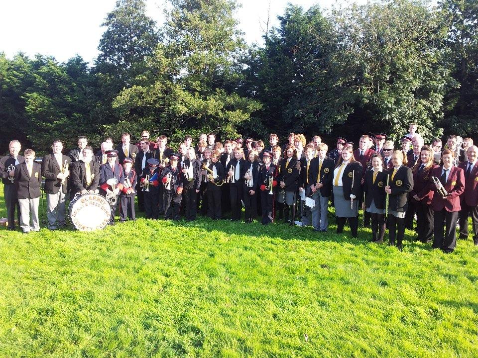Blarney Band Festival 2012
