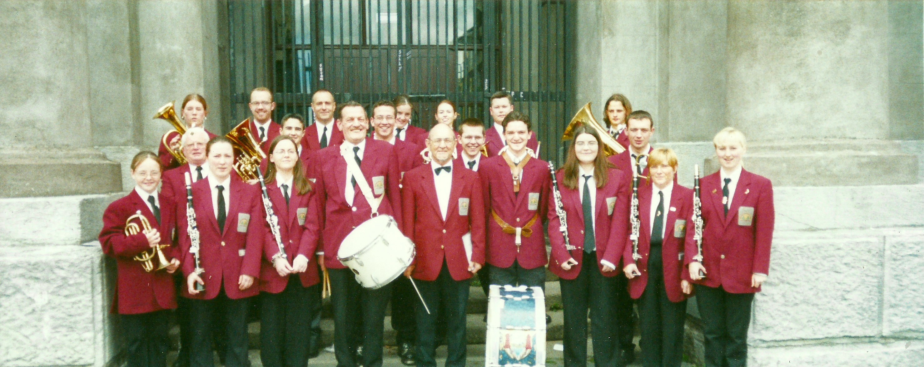 The Cork Butter Exchange Band 1990s