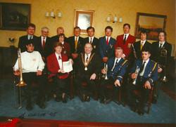 Silent Brass Petition - 1995