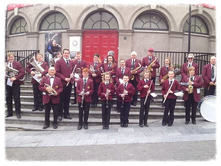 Cork Butter Exchange Band, Butter Exchange Band, Buttera, image, Brass Band, Cork, Brass & Reed, Wind Band, Concert Band
