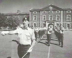 Army Band 1 of the Southern Brigade circa 1995