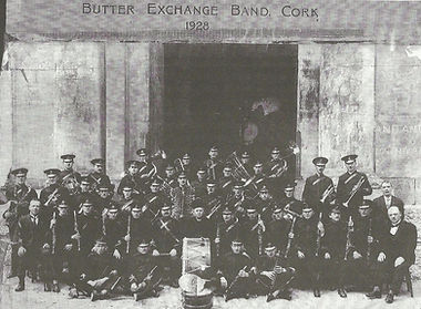 The Butter Exchange Band - 1928