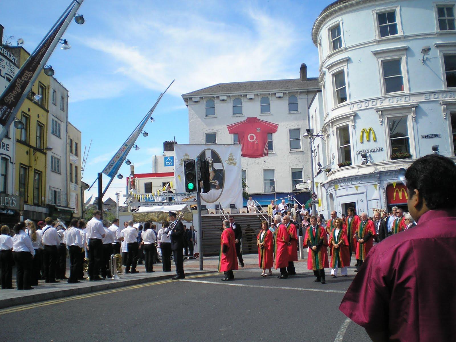 Cork Corpus Christi Procession 2011
