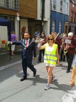 Shandon Street Festival Parade