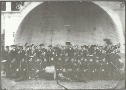The Butter Exchange Band - 1902