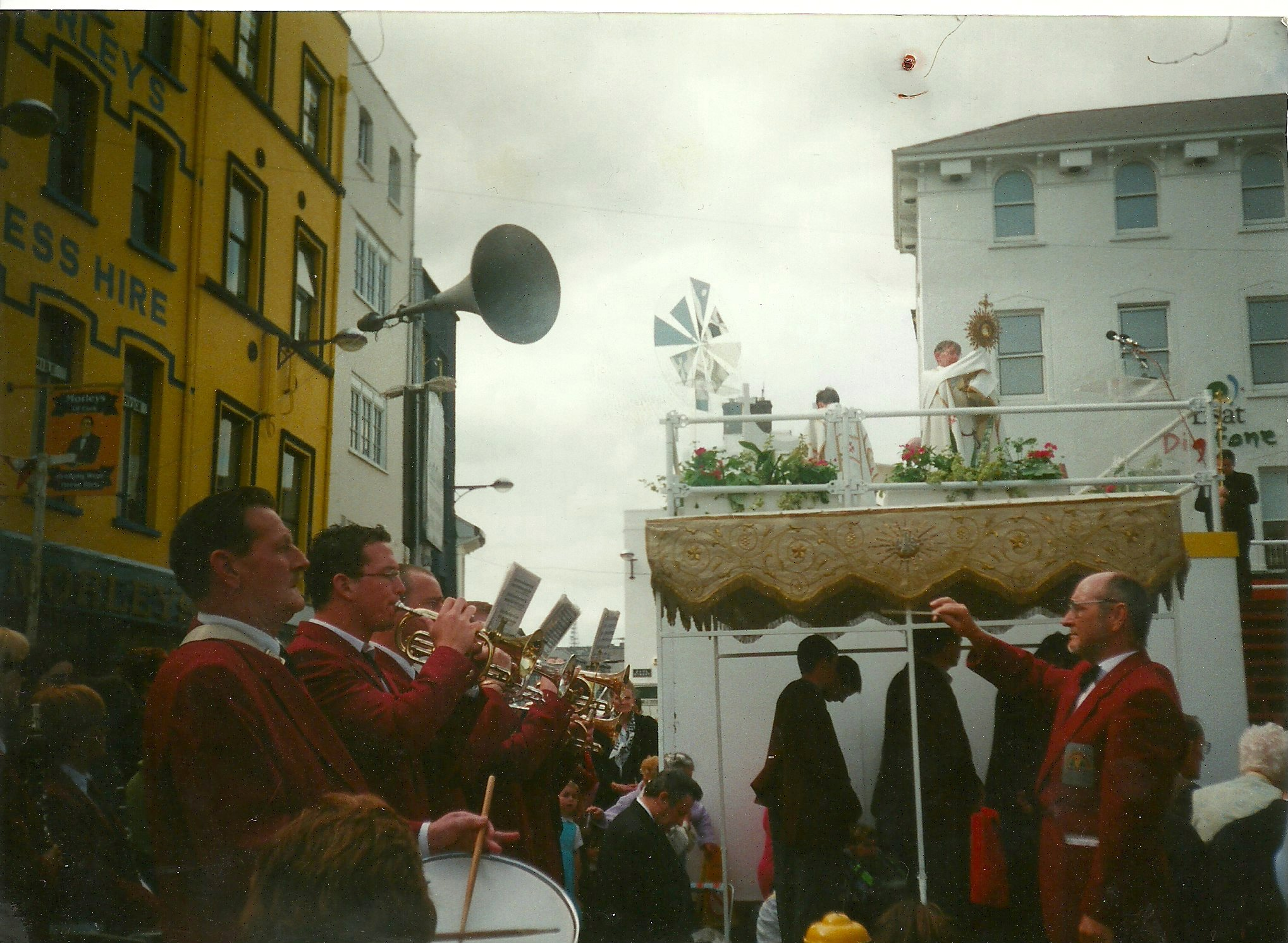 Corpus Christi Procession 2001