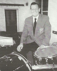 The Butter Exchange Band - Mick Cronin, Percussionist with the band for over 50 years