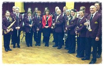 Cork Butter Exchange Band, Butter Exchange Band, Buttera, Brass Band, Cork, Brass & Reed, Wind Band, Concert Band
