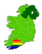 Cork Lesbian Bisexual Gay Transgender Awareness