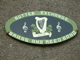 The Cork Butter Exchange Brass & Reed Band
