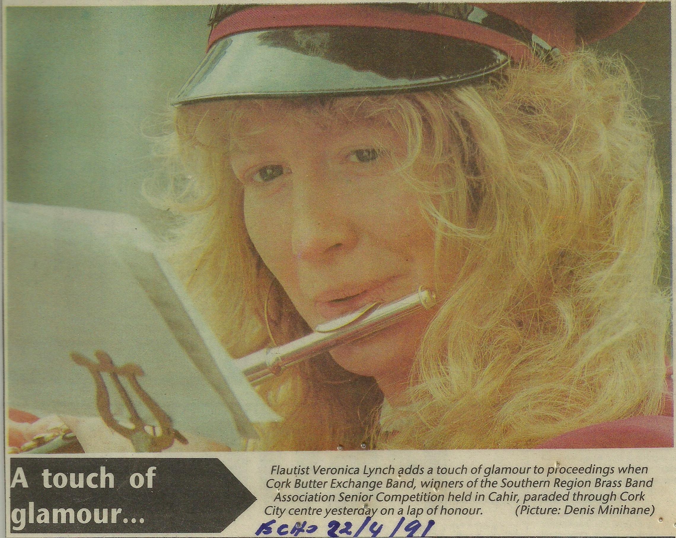 Veronica Lynch - Flutist