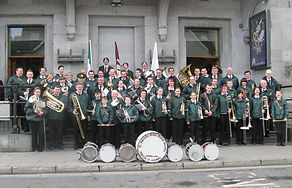 St. Patrick's Bass Band, Galway