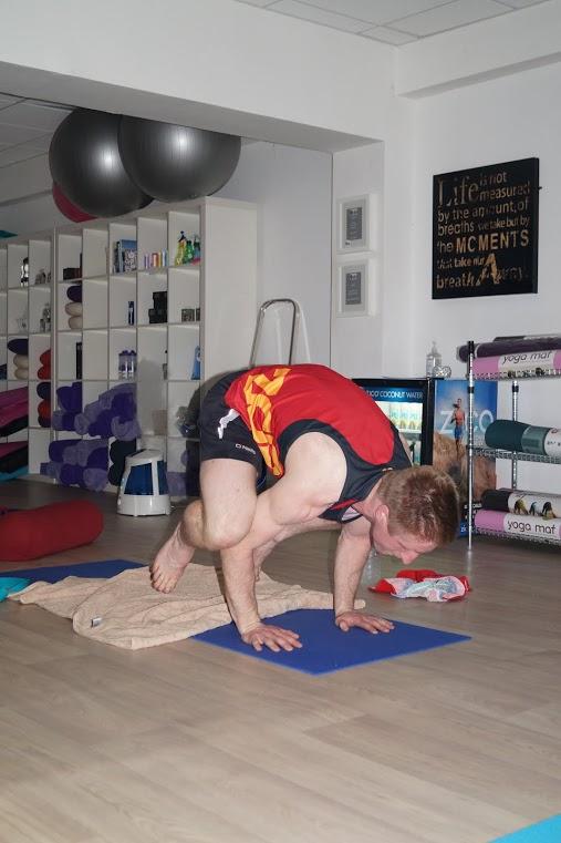 Harrogate Rugby Yoga