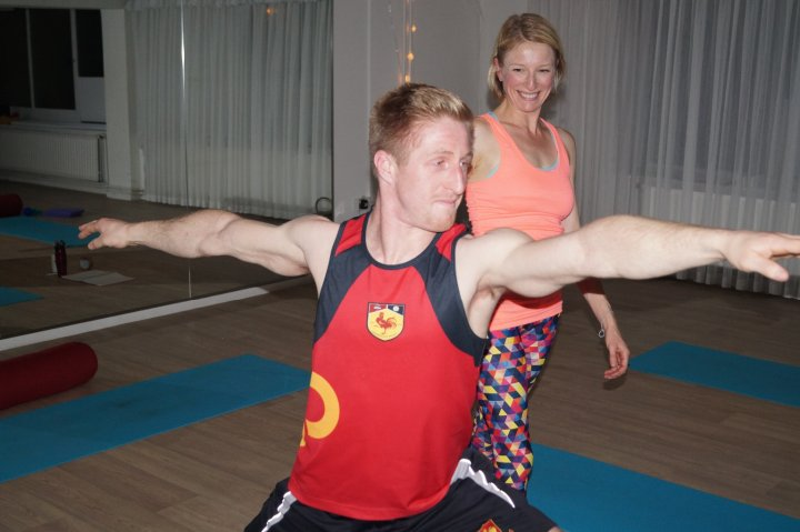 Go Yoga mobile