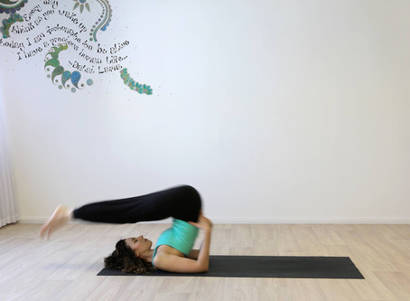 5 Reasons to come back to the yoga studio