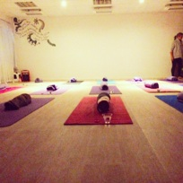 Go Yoga Hornbeam Park