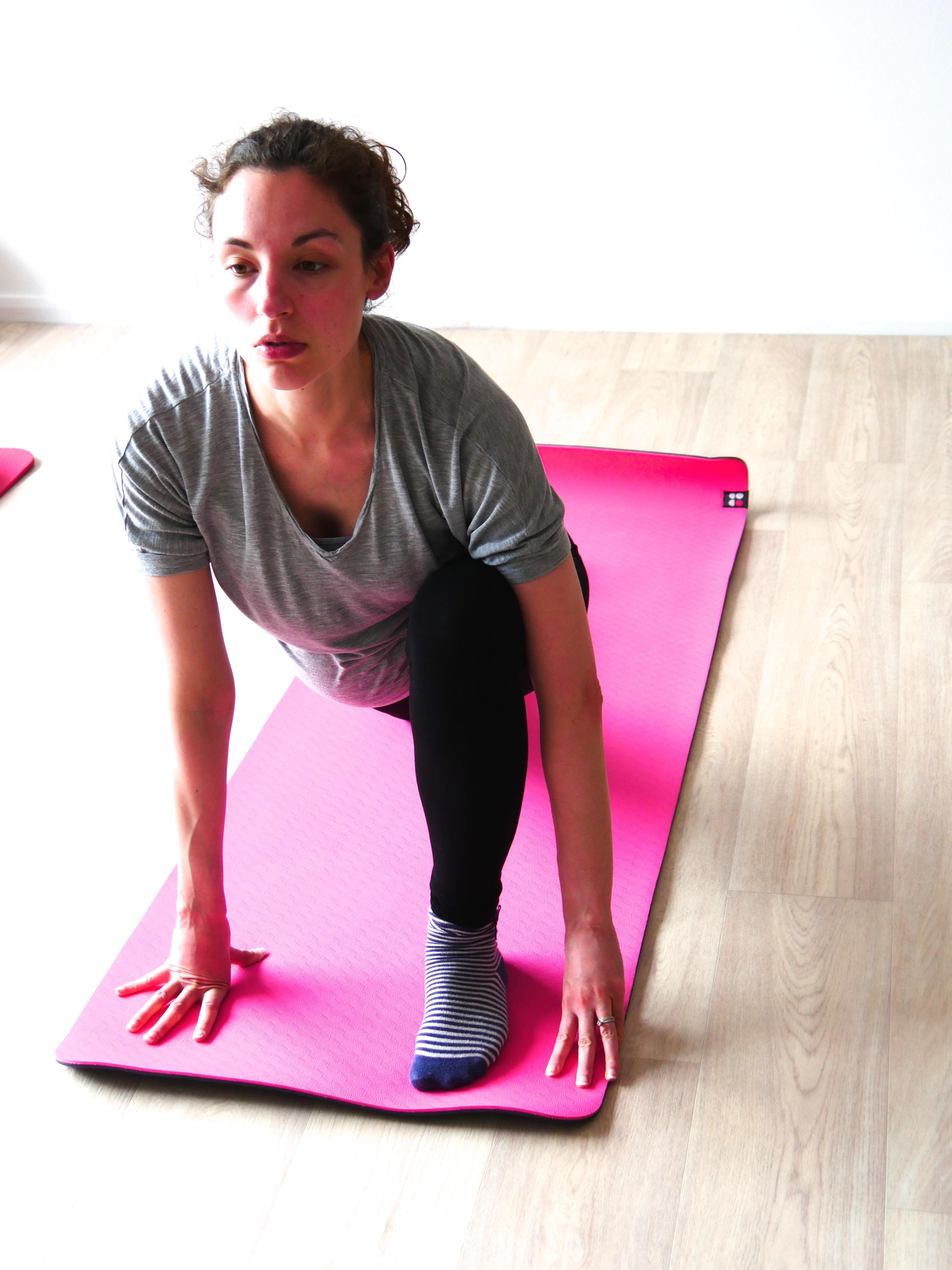 Yoga at Go Yoga