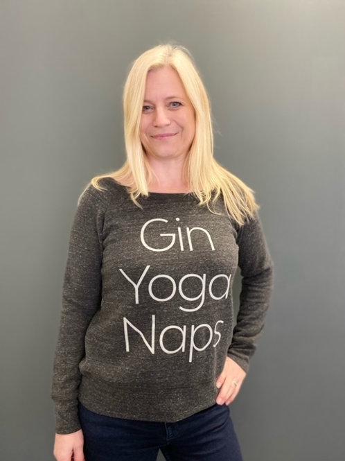Gin Yoga Naps
