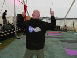 Go Yoga hoodies
