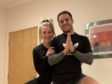 Go Yoga diary of Abbi & Jack: Part 1