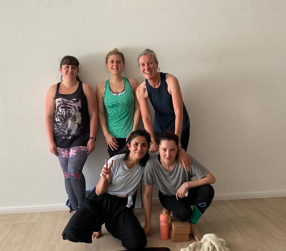 Go Yoga Teacher Training Harrogate