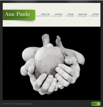 Ana Paula Markels Website