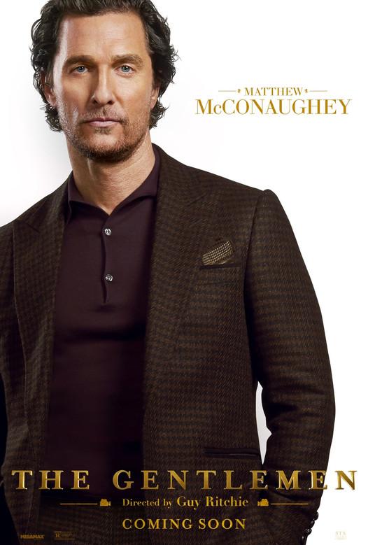 The Gentlemen Poster 2020