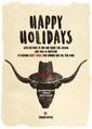 Gerard Butler Holiday Postcard 2019