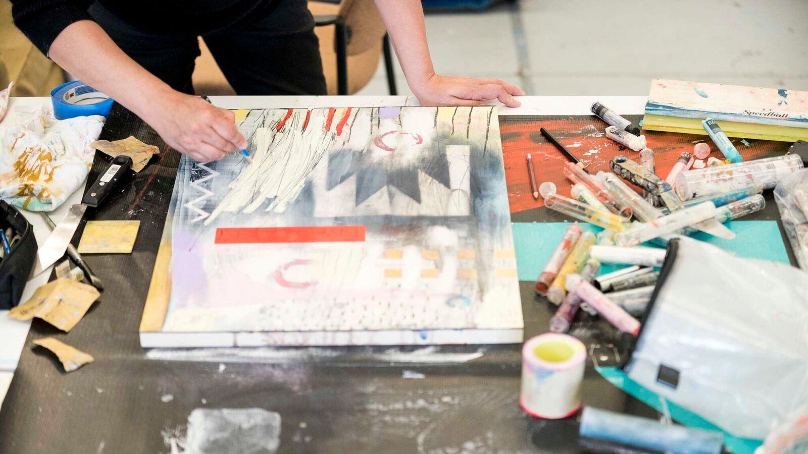 IAIA Artist-In-Residence Studio