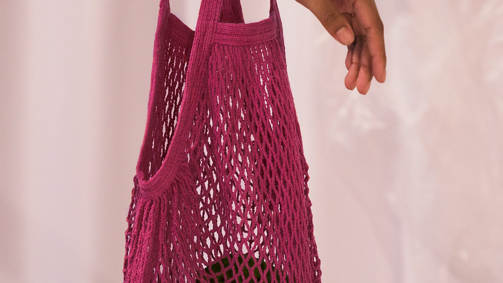 Cochineal - Market bag