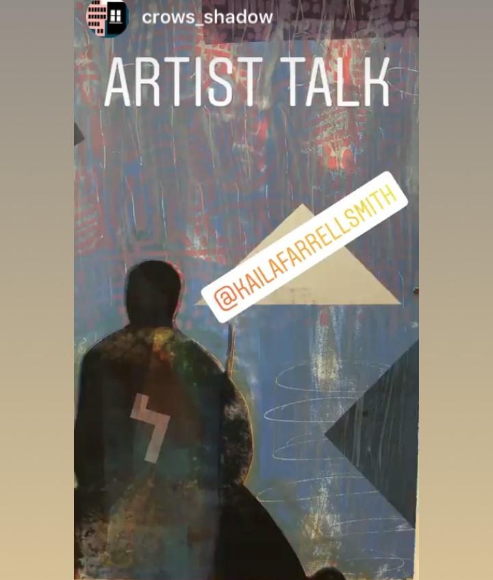 Artist Talk Promo
