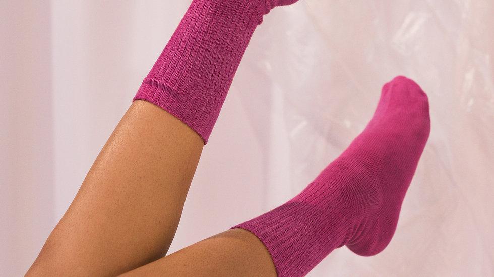 Cochineal - Socks
