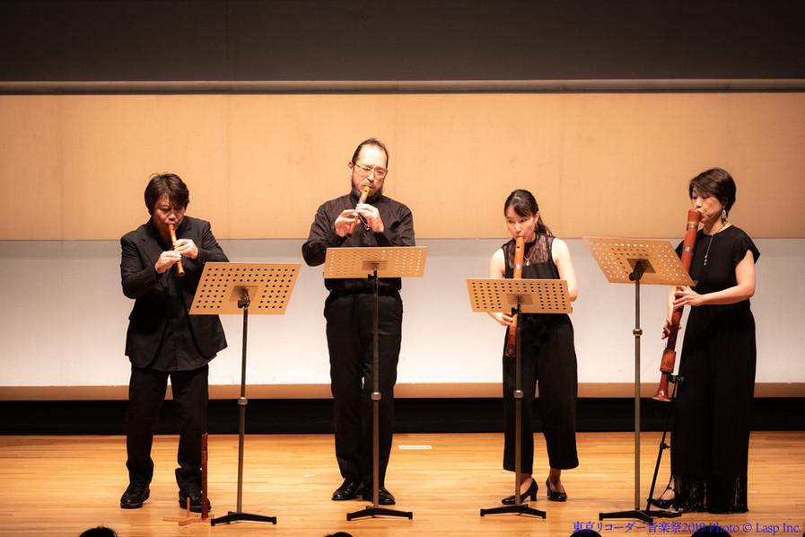 東京リコーダー音楽祭 2019