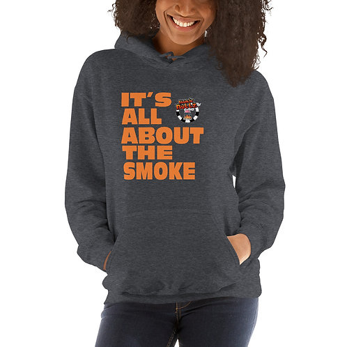 About the Smoke Unisex Hoodie