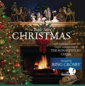 Listen to Bing Crosby Tell the Christmas Story