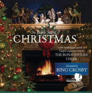 Non Stop Christmas Music.Listen To Bing Crosby Tell The Christmas Story