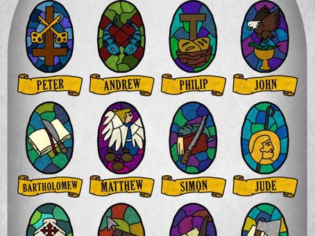 Missed the St. James art tour?