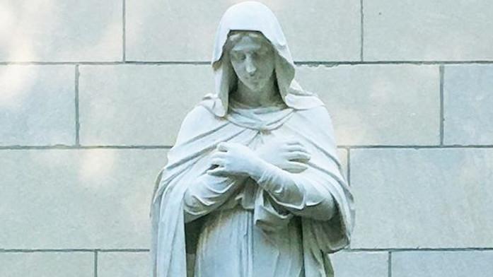 Rosary in the Church   Mary's Chapel   09/09/21