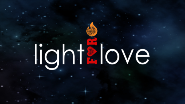 Attend Light for Love | July 2021