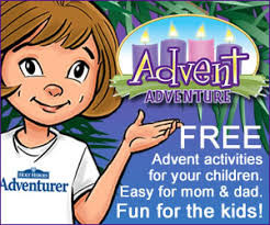 FREE, Fun, and Faithful Advent Activities for Kids 3+ Straight to Your Inbox | Advent Adventures