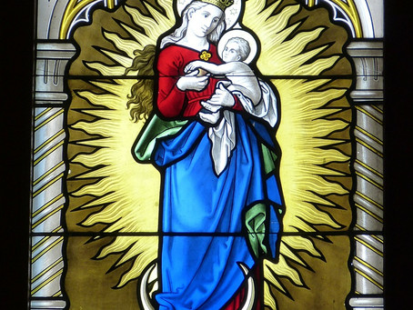 Dec. 8 Holy Day of Obligation | Solemnity of the Immaculate Conception