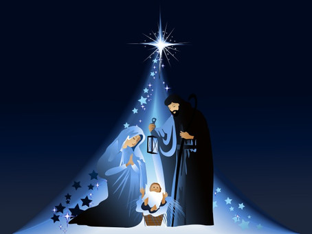 A Christmas Greeting from Fr. Workman