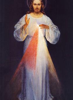 Celebrate Divine Mercy Sunday   St. Luke's   3p