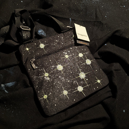 Star Shine Fabric Purse