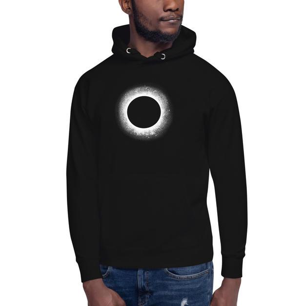 Eclipse Totality w/ Fuzzy Halo