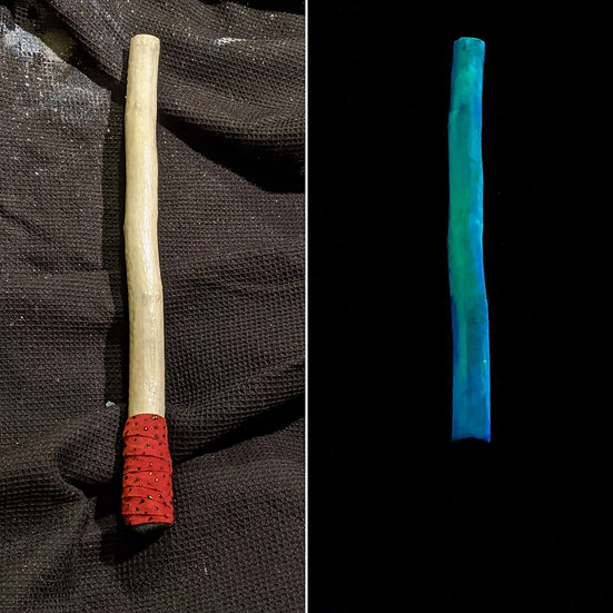 One of a kind Red Handle Glowstick