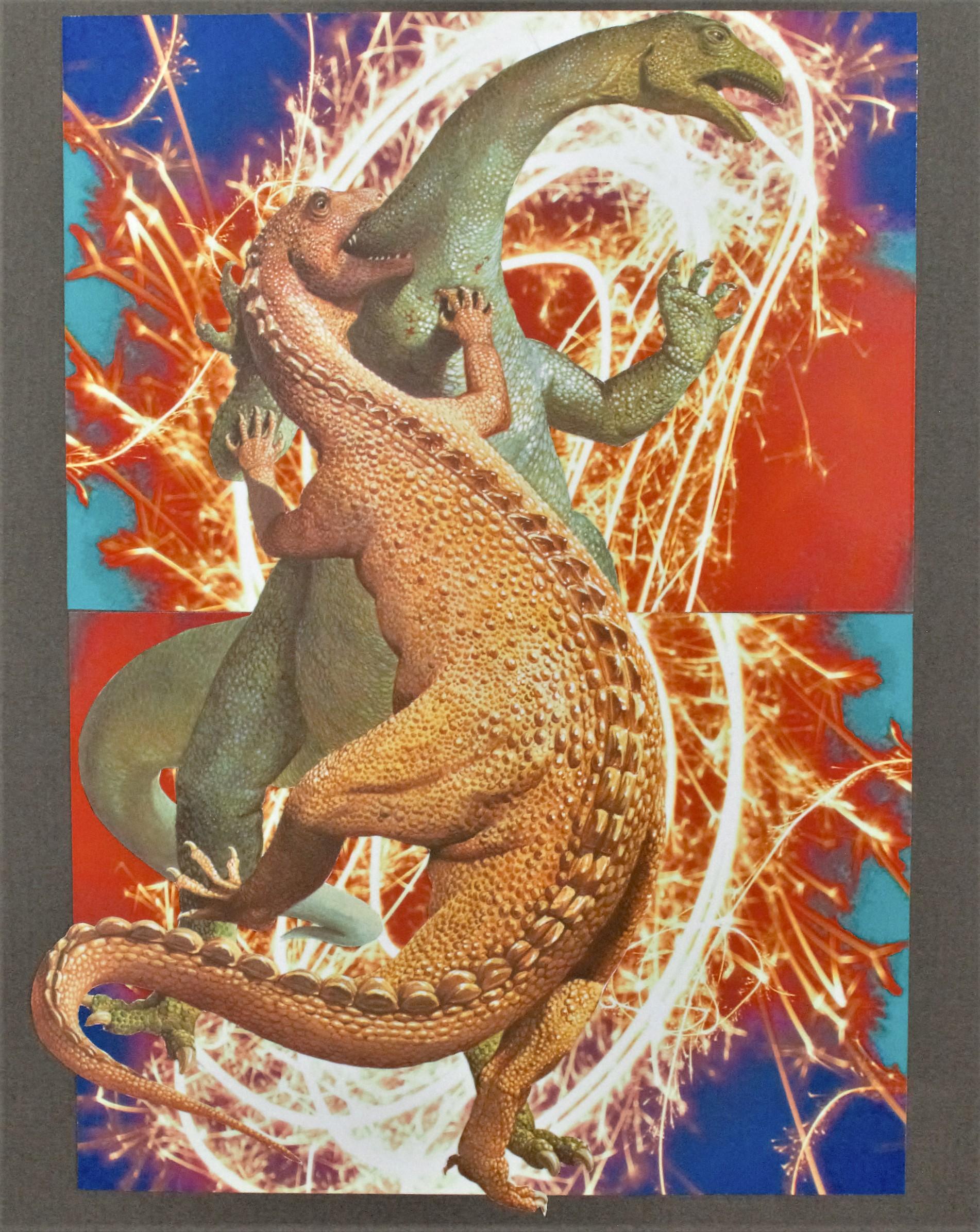 It's a Dino Eat Dino Woild